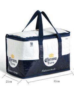 túi vải giữ nhiệt cooler bag corona